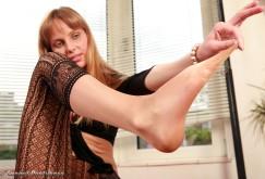 Erika in Leggings