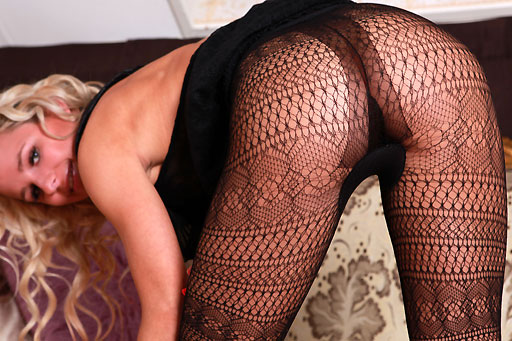 Claudie in Leggings and Pantyhose