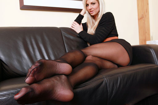 Conner Pantyhose Fetish 50